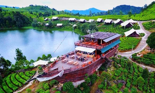 Rekomendasi tempat liburan di Bandung